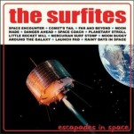 CD - Surfites - Escapades In Space