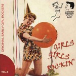 CD - VA - Girls Girls Rockin Vol. 6