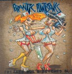 CD - Frantic Flintstones - Freaked Out & Psyched Out