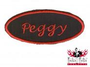 Aufnäher  - Peggy
