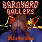 CD - Barnyard Ballers - Nudie Bar Blues