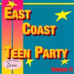 CD - VA - East Coast Teen Party Vol. 11