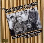 LP - Big Barn Combo - Comin' All The Way From Detroit City