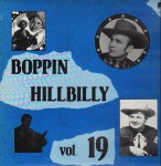 LP - VA - Boppin Hillbilly Vol. 19