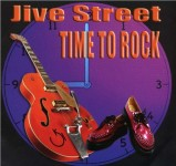 CD - Jive Street - It's Time To Rock