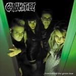 LP - Calamitiez - From Behind The Green Door