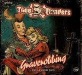 CD - Thee Flanders - Graverobbing + Freakshow (Cd+Dvd)