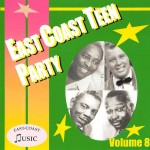 CD - VA - East Coast Teen Party Vol. 8