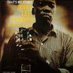 LP - John Lee Hooker - That's My Story