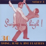 CD - VA - Swing Me High ! Vol. 3