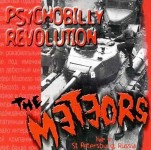 CD - Meteors - Psychobilly Revolution