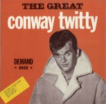 LP - Conway Twitty - The Great
