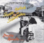 CD - Scotty Bullock & The Stampeders - Dusty Roads