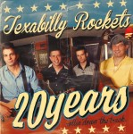 CD - Texabilly Rockets - 20 Years Rollin' Down The Track