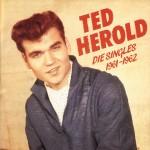 CD - Ted Herold - Die Singles 1961-62