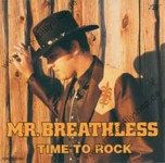 CD - Mr. Breathless - Time To Rock