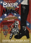 "DVD - Johnny Legend Presents - Biker Mania! ""King of the Biker Flicks"""