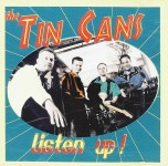 CD - Tin Cans - Listen Up!