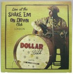 10inch - white vinyl - Dollar Bill And His One Man Band - Live