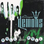 CD - Swingin' Demons - Roll Baby Roll