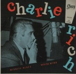 Single - Charlie Rich - Midnite Blues