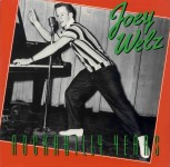 LP - Joey Welz - Rockabilly Years