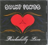 CD - Swamp Foxes - Rockabilly Love