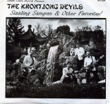 Single - Krontjong Devils - Sizzling Sampan Rafter, Land Beyond
