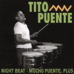 CD - Tito Puente - Night Beat / Mucho Puente, Plus
