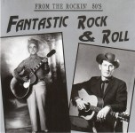 CD - VA - From the Rockin' 50's Fantastic RockandRoll