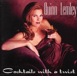 CD - Quinn Lemley - Cocktails With A Twist