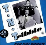 CD - T.N.T. Tribble - T.N.T. Tribble - Red Hot Boogie - Vol. 2