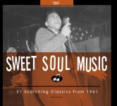 CD - VA - Sweet Soul Music 31 Scorching Classics 1961