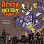 CD-2 - VA - Attack Of The One Man Bands