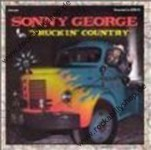 CD - Sonny George - Truckin' Country