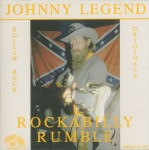 CD - Johnny Legend - Rockabilly Rumble
