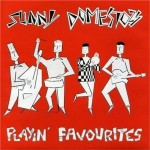 Single - Sunny Domestozs - Playin favorites