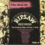 CD - VA - Best Of Ripsaw Records Vol. 4