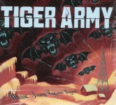 CD - Tiger Army - Music From Regions Beyond