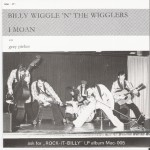 Single - Billy Wiggle and the Wigglers - I moan, Grey Picker (instr. )