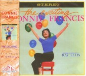 CD - Connie Francis - The Exciting