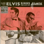 Single  - Elvis Presley - Sings The Hits Of Atlantic