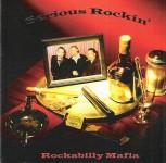 CD - Rockabilly Mafia - Serious Rockin