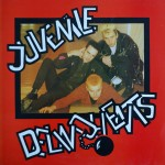 LP - Juvenile Delinquents - Jumpin' Around