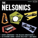 CD - Nelsonics - Recorded Live At The Mirimar Theatre