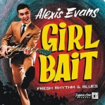 CD - Alexis Evans - Girl Bait
