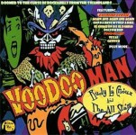 CD - Rudy La Crioux & The All Stars - Voodoo Man