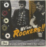 LP - VA - We Are The Rockers!! Vol.2