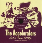CD - Accelerators  - Let's Turn It Up