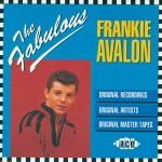 CD - Frankie Avalon - Fabulous Frankie Avalon